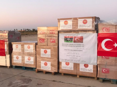 Libyanexpress – Turkey sends medical supplies to Libya amid Coronavirus pandemic